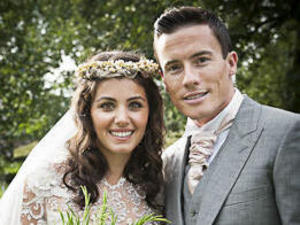 Katie Melua gets married.
