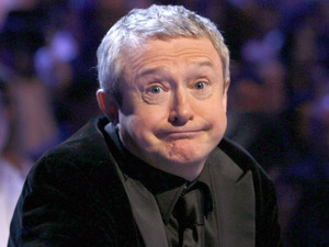 Louis Walsh funny face