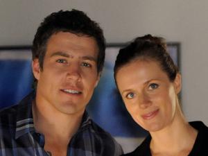 Steve Peacocke and Catherine Mack
