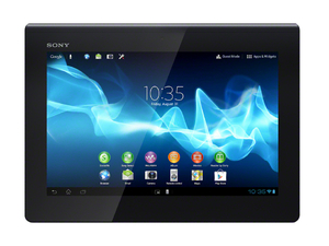 Sony Xperia S Ice Cream Sandwich tablet