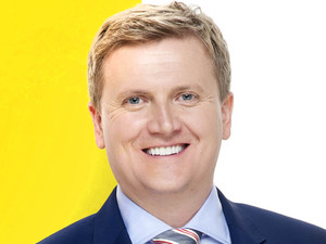 Daybreak host Aled Jones 