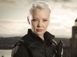 Kerrie Hayes in 'Good Cop'