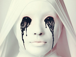American Horror Story: Asylum - promo poster