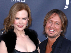 Nicole Kidman and Keith Urban The Academy of Country Music Awards 2011 at MGM Grand Garden Arena - Arrivals Las Vegas, Nevada