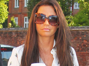 Katie Price aka Jordan arrives at court to appear before the magistrate in relation to speeding charges Kent, England - 31.08.12 Mandatory Credit: SIMS&WESTON/WENN.com