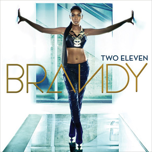 Brandy &#39;Two Eleven&#39; album artwork.