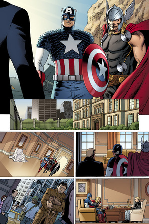 Uncanny Avengers preview