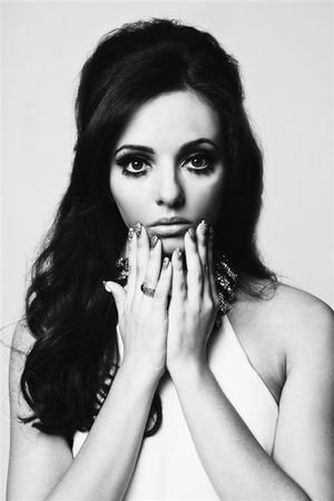 Little Mix Jade Thirlwall in Fiasco magazine shoot.