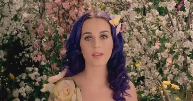 Katy Perry in Wide Awake