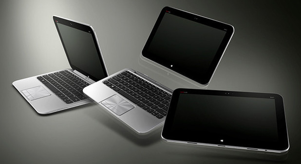 HP Envy x2 hybrid tablet