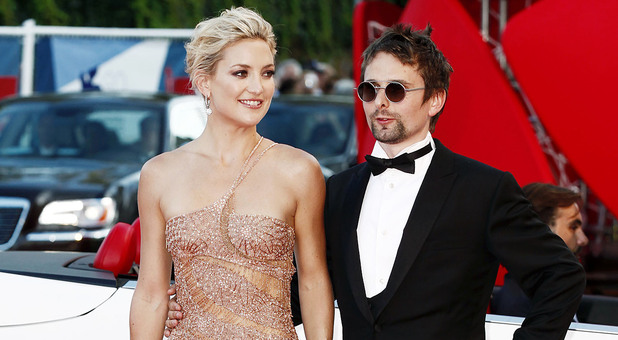 Kate Hudson, Matt Bellamy The 69th Venice Film Festival - The Reluctant Fundamentalist - Premiere - Red Carpet Venice, Italy