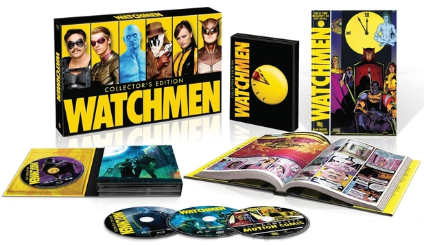 Watchmen: Collectors Edition
