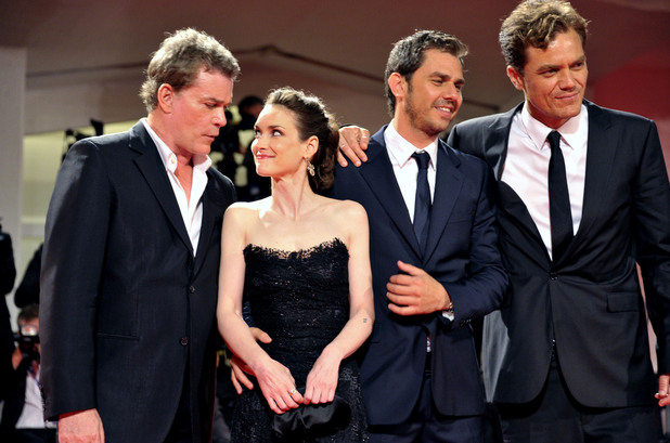 Ray Liotta, Wynona Ryder, Ariel Vroman and Michael Shannon