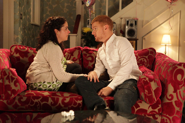 Izzy tells Gary that he deserves the chance to have a family and makes a shock decision that leaves Gary reeling