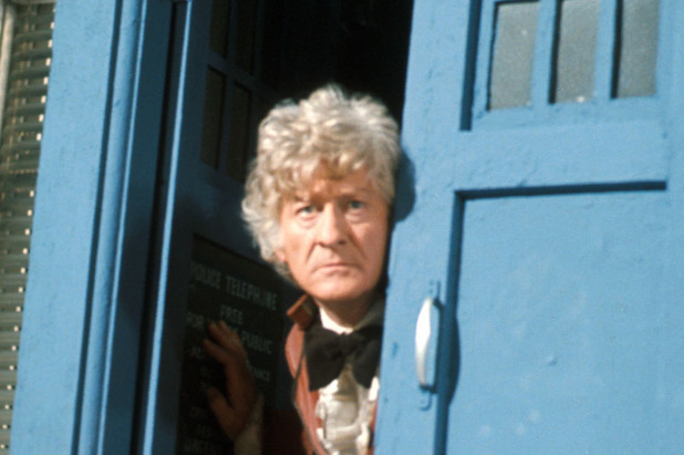 Jon Pertwee starred in Doctor Who as the third doctor.