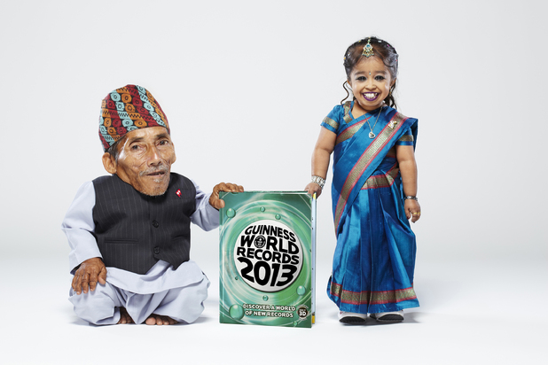 Chandra Dangi and Jyoti Amge