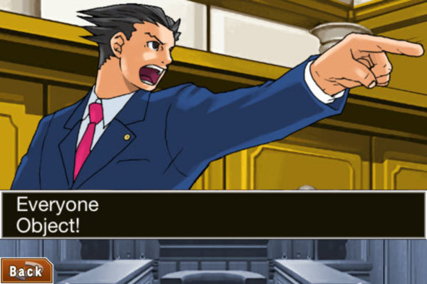 Phoneix Wright: Ace Attorney HD Trilogy