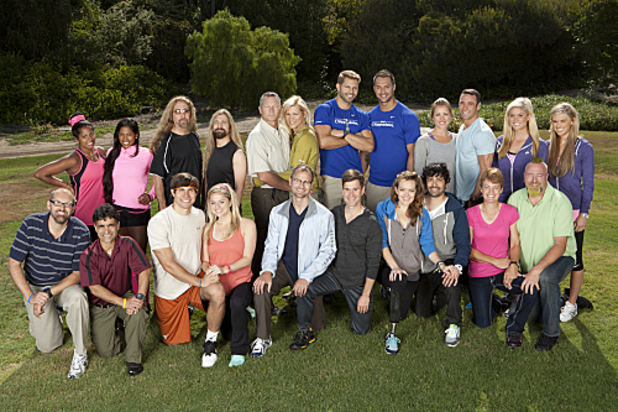 The Amazing Race: Season 21 cast