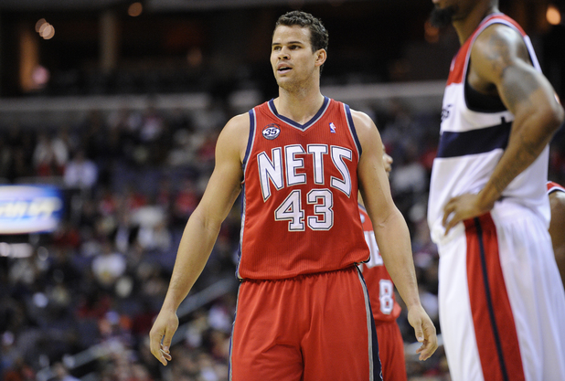 Kris Humphries, December 2011 (PA green label)