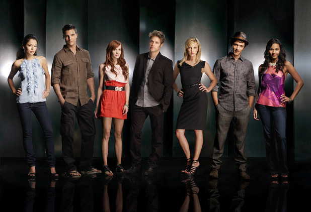 Melrose Place cast of 2010