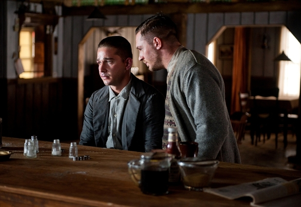 Tom Hardy squares up Lawless