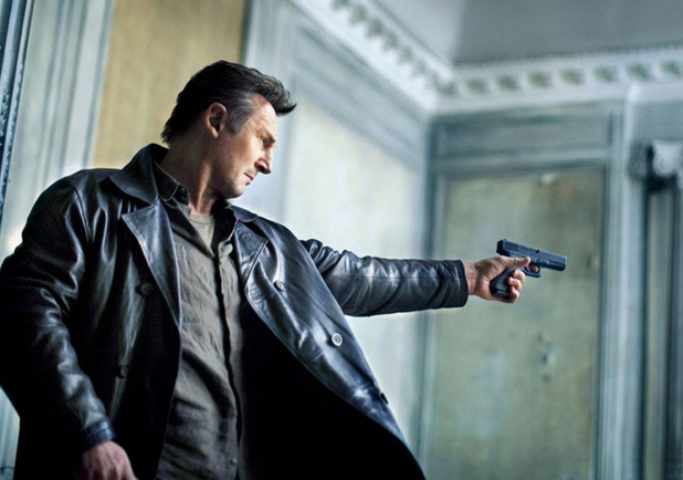 &#39;Taken 2&#39; still: Liam Neeson