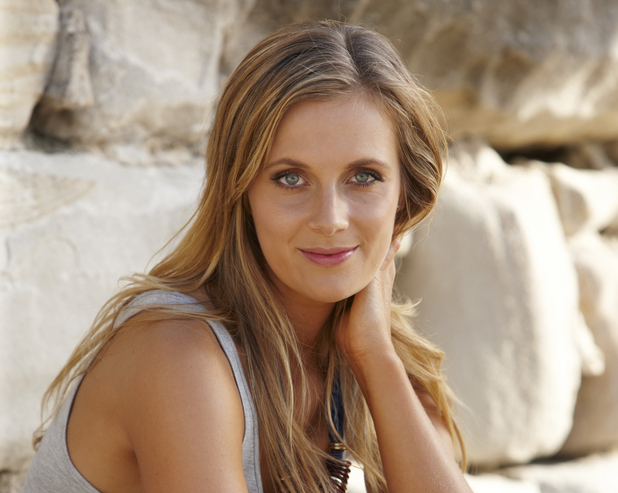 Catherine Mack as Natalie Davison in Home and Away