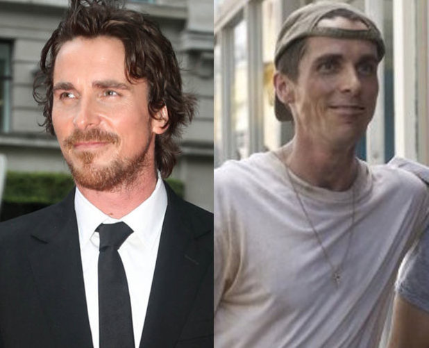 Christian BaleChristian Bale Weight Loss And Gain