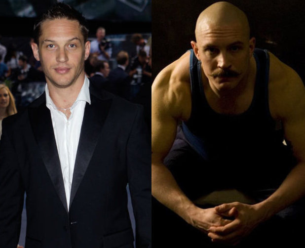 Tom Hardy, Bronson