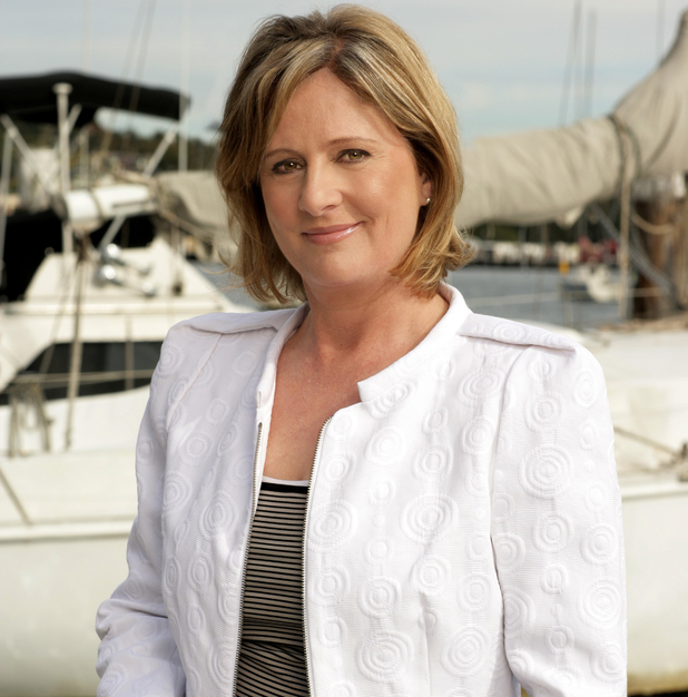 Sonia Todd as Gina Austin in Home and Away