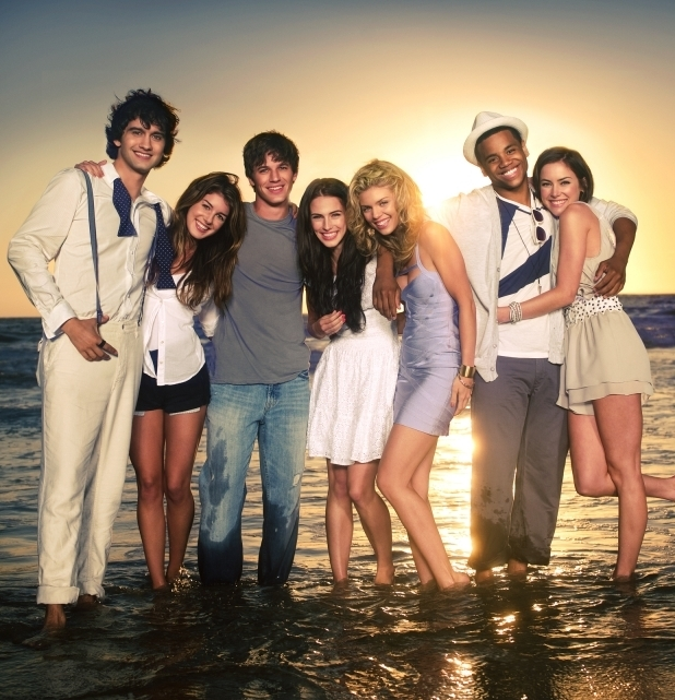 Shenae Grimes, AnnaLynne McCord and Matt Lanter are among the new cast who continue to live the 90210 lifestyle.