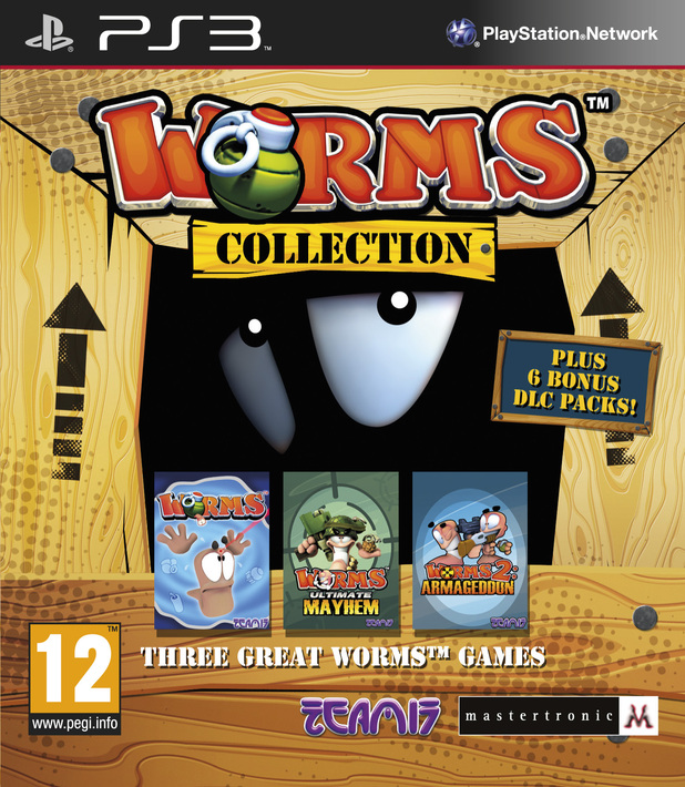 Worms Collection packshot