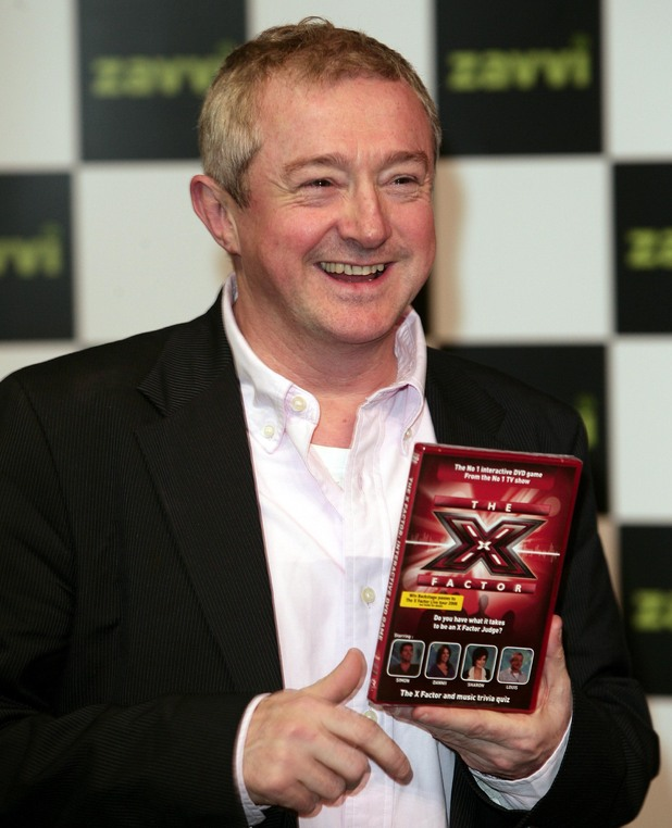 Louis Walsh in 2007
