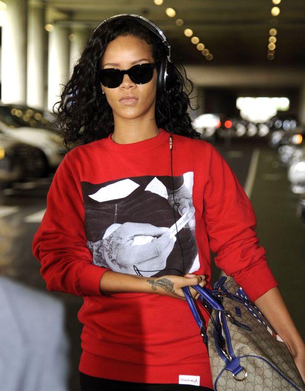 Rihanna, diamond kush tee