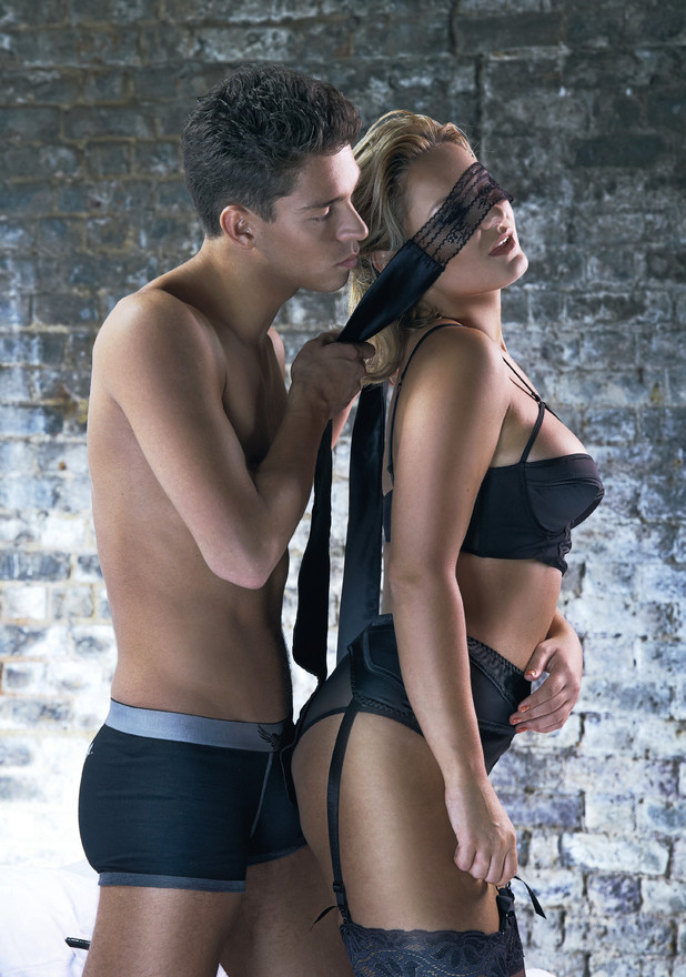 Fifty Shades of TOWIE with Sam Faiers and Joey Essex for Now magazine