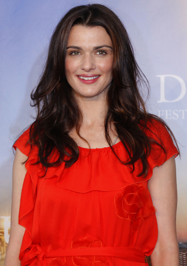 Rachel Weisz attends the photo call of the movie 'The Bourne Legacy' at the 38th American Film Festival in France.