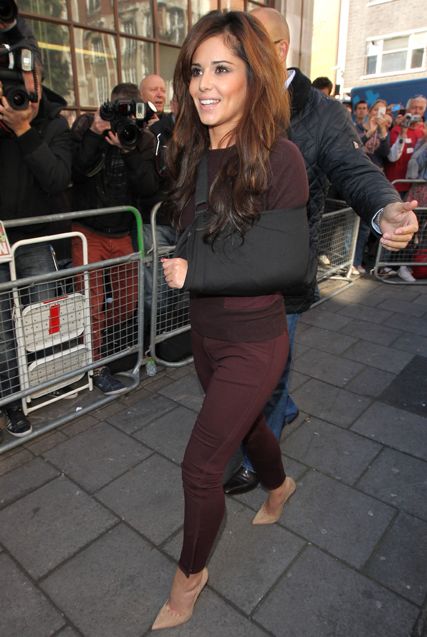 Cheryl Cole, sling