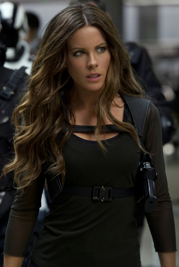 Total Recall, Kate Beckinsale