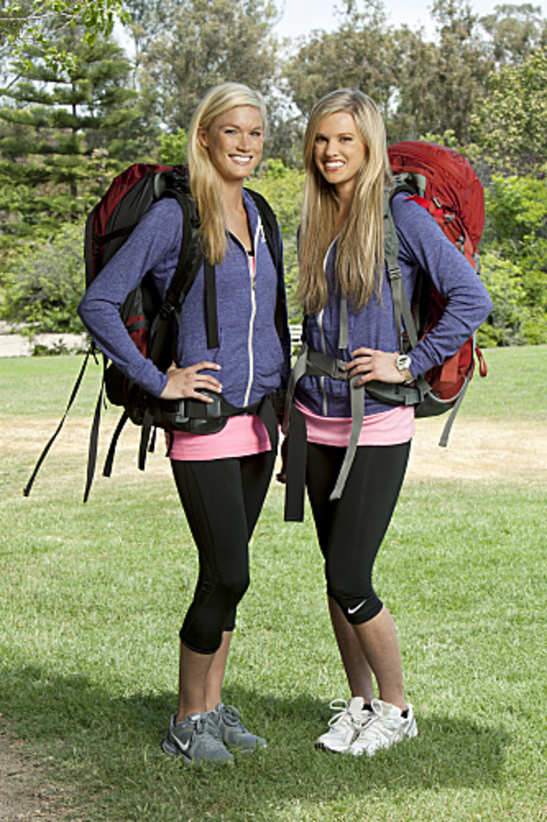 The Amazing Race - Season 21: Caitlin King and Brittany Fletcher