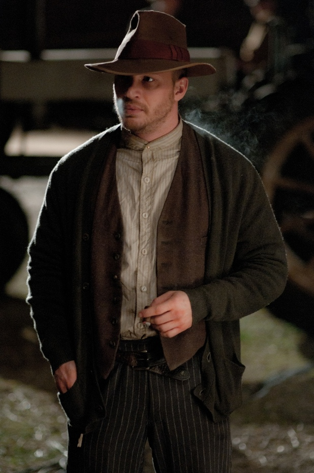 Tom Hardy Lawless picture