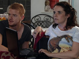 Gary and Izzy tell Tina they have misgivings over her offer and need to think things over
