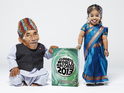 See video of Chandra Bahadur Dangi and Jyoti Amge meeting.