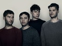 Manchester-based quartet will headline Brighton's Dome on Thursday, May 16.