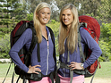 The latest duo ousted from The Amazing Race chat about their time in the game.