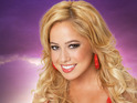 "Sabrina Bryan admits her elimination from the show ""sucks"" but vows to move on."