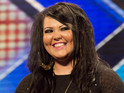 Jade Richards returns to the X Factor stage for a second shot at fame.