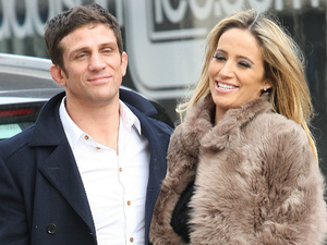 Chantelle Houghton and Alex Reid at the ITV studios London, England - 14.02.12 Mandatory Credit: WENN.com