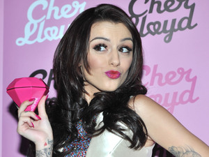 Cher Lloyd Former X Factor star launches her debut fragrance 'Pink Diamond' at the Circus Club. London, England - 03.09.12 Mandatory Credit: Daniel Deme/WENN.com