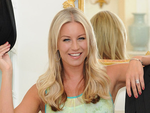 Denise Van Outen for Tesco Mum of the Year Awards at The Savoy