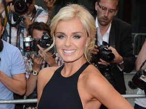 Katherine Jenkins at GQ Awards at Royal Opera House, London, England- 04.09.12 Credit: (Mandatory): WENN.com